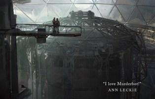 Murderbot! Books 1 & 2 of Martha Wells's amazing sci-fi adventure series. | Bookshelf Fantasies