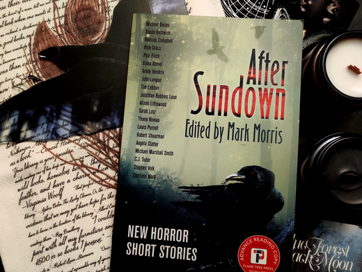 After Sundown edited by Mark Morris and including Ramsey Campbell