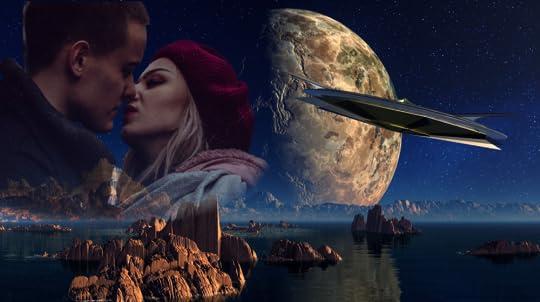 best amazon best seller sci fi romance novels by Empire Fiction