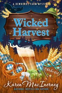 Wicked Harvest by Karen MacInerney