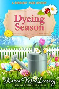 Dyeing Season by Karen MacInerney