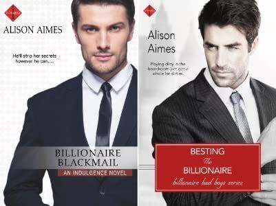 Billionaire Blackmail (Billionaire Bad Boys Book 1) - Kindle edition by Aimes, Alison. Contemporary Romance Kindle eBooks @ Amazon.com.