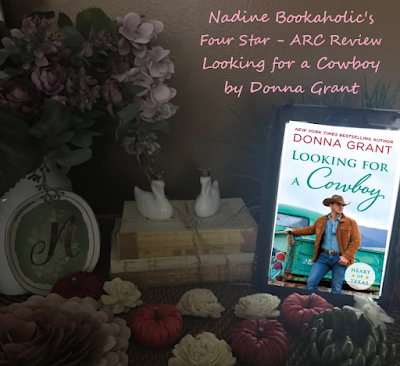 looking for a cowboy donna grant