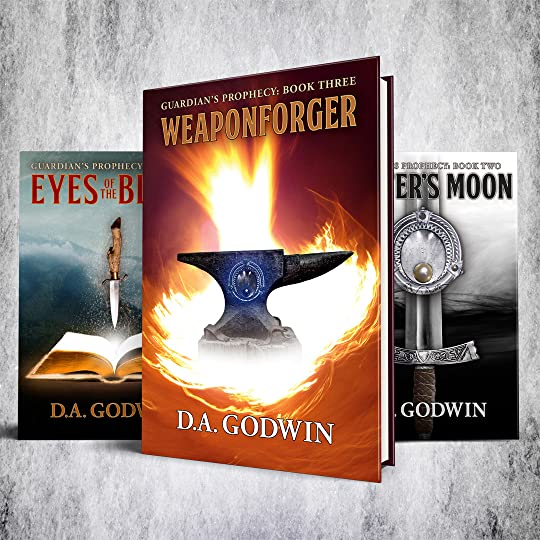 Guardian's Prophecy Series