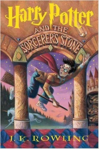 Harry Potter And The Sorcerer's Stone: J.K. Rowling, Mary Grandpre: 8601422743395: Amazon.com: Books