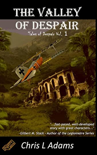 The Valley of Despair front cover