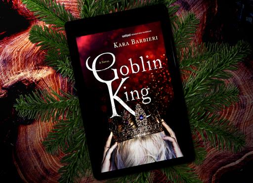 Goblin King: A Permafrost Novel (Permafrost #2) by Kara Barbieri