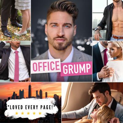 Office Grump by Nicole Snow