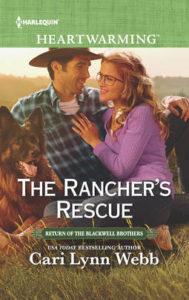 The Rancher's Rescue by Cari Lynn Webb 2