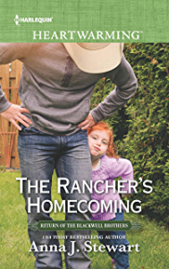 The Rancher's Homecoming by Anna Stewart