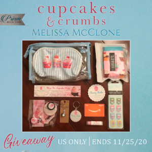 Cupcakes and Crumbs by Melissa McClone Giveaway