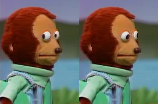 Monkey looking away template [HD] | Monkey Puppet | Meme template, Blank memes, Create memes