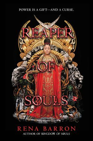 Reaper of Souls US cover