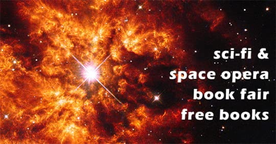 Join multiple #SF authors for a giveaway of #SciFi and #SpaceOpera books all during December