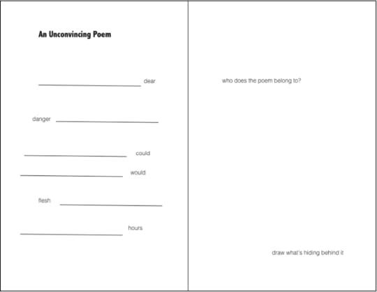 Sanity Journal-Unconvincing Poem