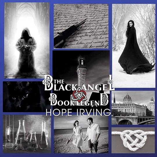 The Black Angel Book Legend series teaser