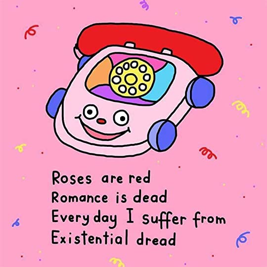 Roses are red, romance is dead : boottoobig
