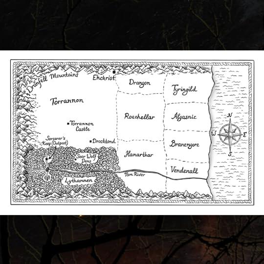 Reawakened Flames map