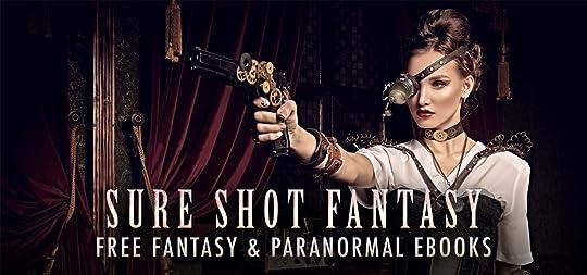 Sure Shot Fantasy and Paranormal Ebook Giveaway