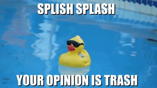 Trash Opinion GIF - Trash Opinion SplishSplash - Discover & Share GIFs