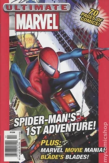 Under Bill Jemas, Marvel was in an experimental mood, including collecting their Ultimates line in magazine format to appeal to different readers.