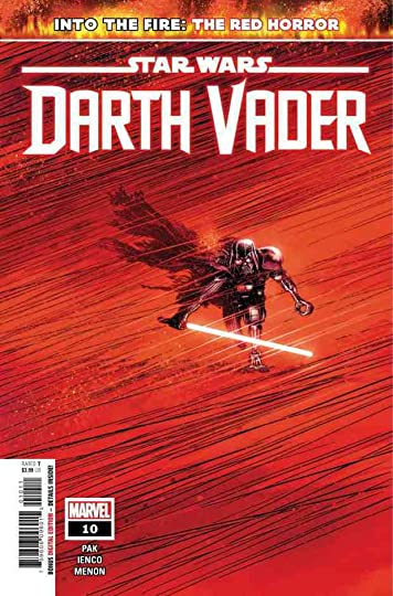 Darth Vader #10 cover - Aaron Kuder