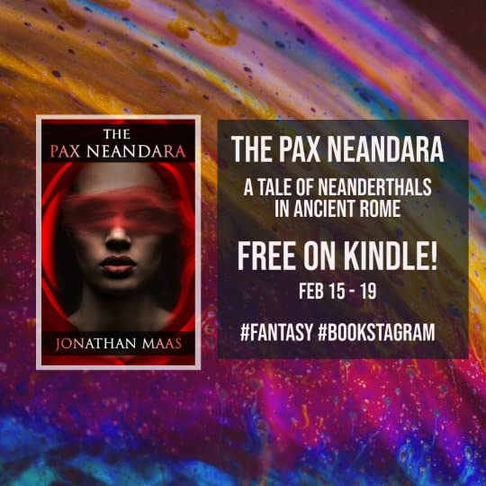 Promo for The Pax Neandara - Free on Kindle Feb 15 - 19, 2021
