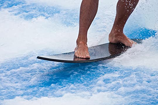 Image result for feet in surf