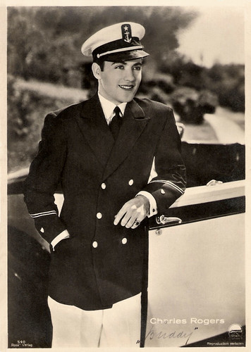 Charles Rogers in Heads Up (1930)