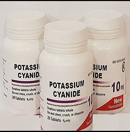 POTASSIUM CYANIDE – HERITAGE CHEMICALS