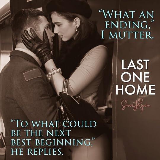 Last One Home - A Novel - Shari J. Ryan