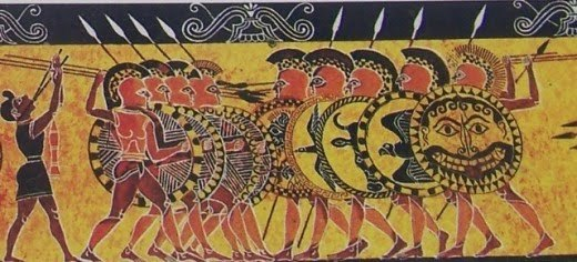 Greek/Macedonian Phalanx