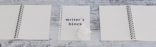 Writer's block header