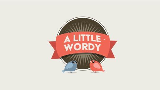 A Little Wordy