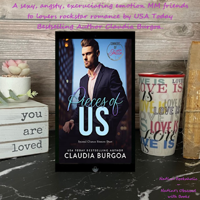 Pieces of us by Claudia Burgoa