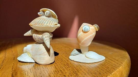 Not talking to you - seashells - Avadian photo