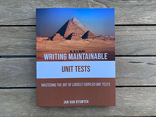 Paper book 'Writing Maintainable Unit Tests'