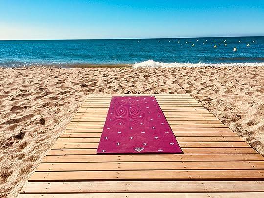 Yoga saved my life.