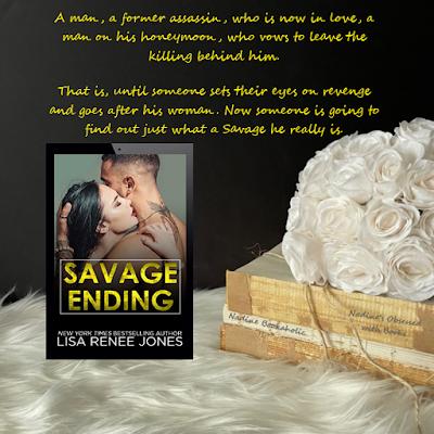 savage ending by lisa renee jones