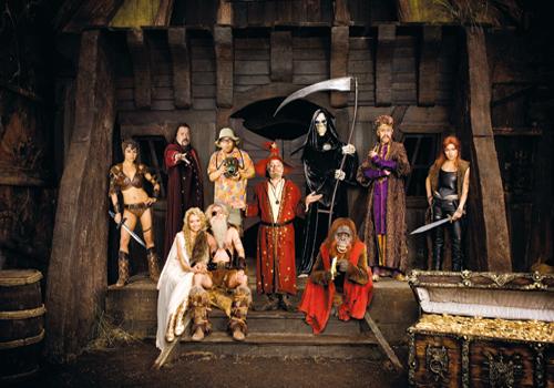 TV series cast