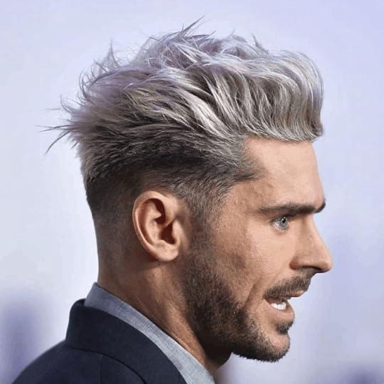 Übergang hinten undercut Manner Frisur