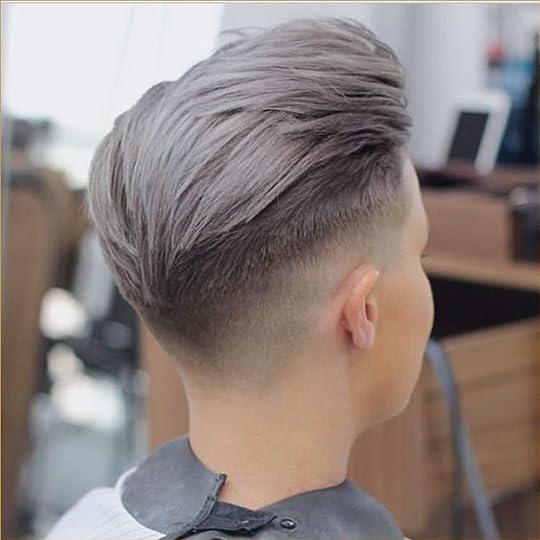 Haare männer graue Frisuren für