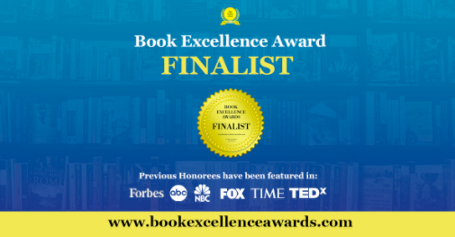 2021 Book Excellence Awards Finalist