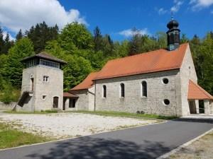 Memorial Chapel, Flossenbürg