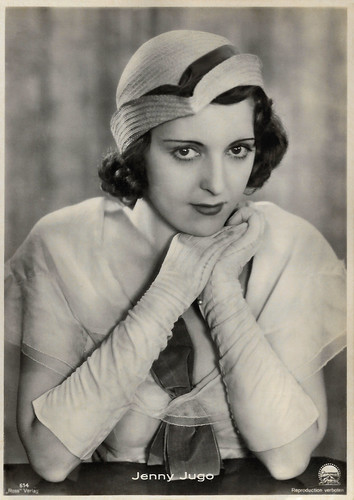 Jenny Jugo in Die nackte Wahrheit (1932)
