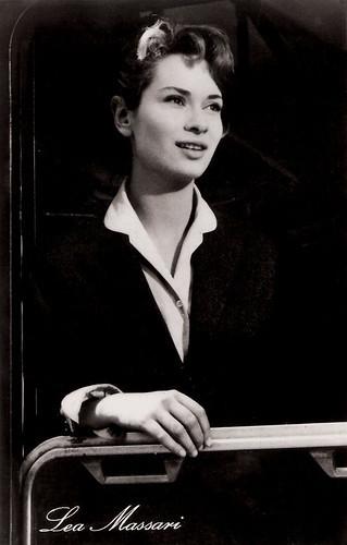 Lea Massari,