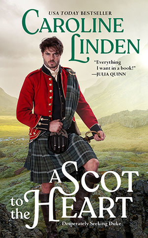 Cover image: A Scot to the Heart
