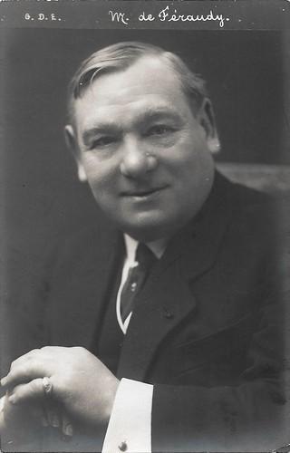 Maurice de De Féraudy