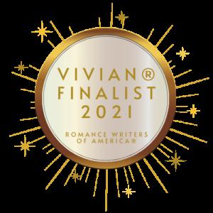 A Fast Woman is a 2021 Vivian Award finalist!
