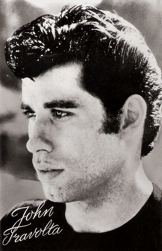 John Travolta in Grease (1978)